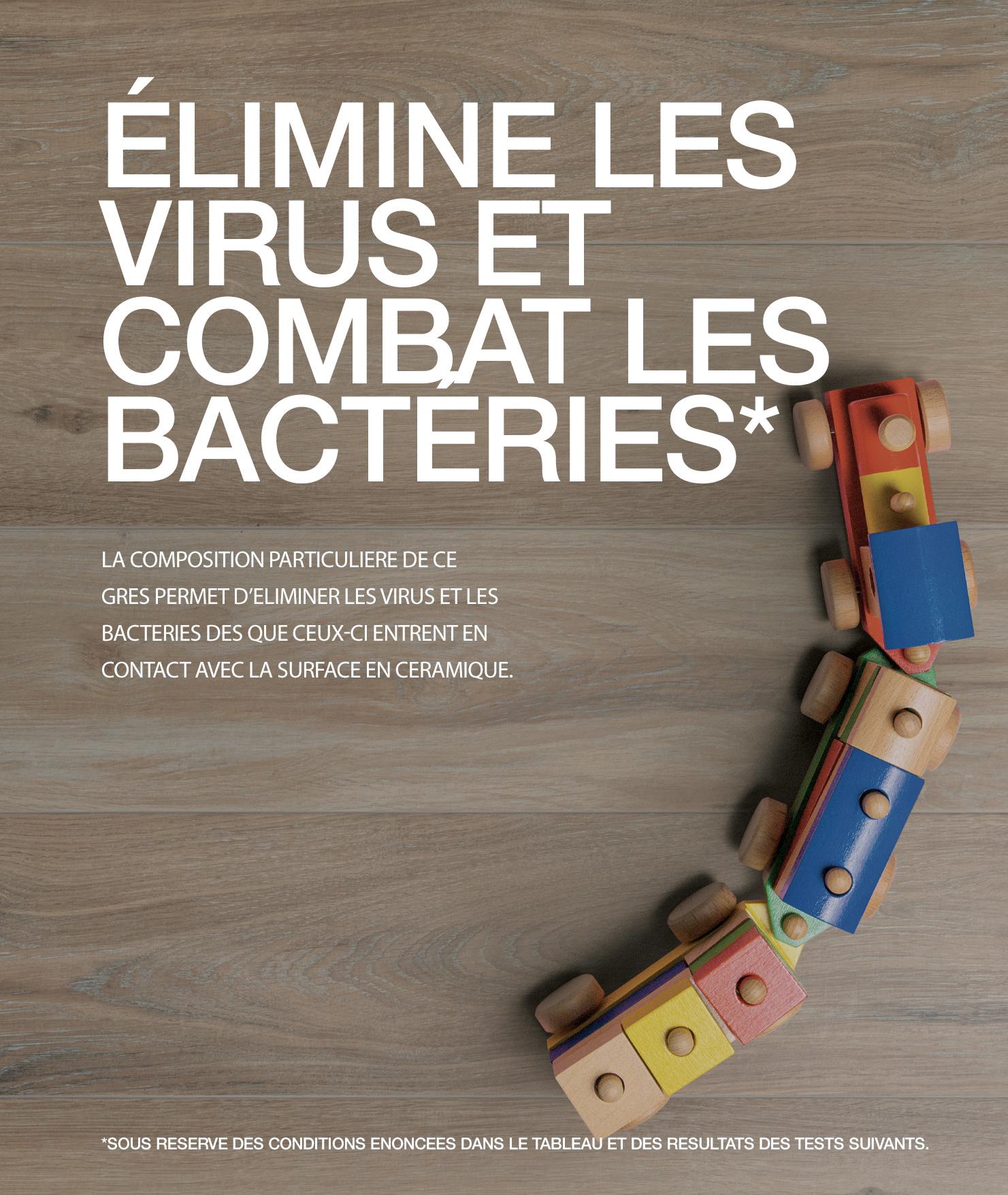 ADVANCE® - le carrelage antibactérien